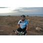 Sportif Unisexe Vélo Casque 25 Aération Cyclisme Cyclisme Cyclisme en Montagne Cyclisme sur Route Polycarbonate EPS Noir