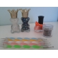 Bear-Shaped Nail Polish NO.6 (15ml,Assorted Color)