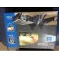 Mini-LED-projektor 320x240 med HD, hemmabio, PC-laptop VGA-ingång, USB UC28