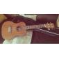 tom - (tom231) ukulele concert en acajou avec housse / choix