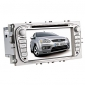 7-inch 2 Din TFT Screen In-Dash Car DVD Player For Ford With Bluetooth,Navigation-Ready GPS,iPod-Input,RDS,TV