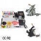 2 Guns Tattoo Kit with Smart Pointer Power