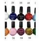 10 Color Stamp Nail Polish for Nail Art Printing(10ml,1PCS,Assorted Colors)