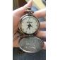 Klocka/Armbandsur Inspirerad av Fullmetal Alchemist Edward Elric Animé Cosplay Accessoarer Klocka/Armbandsur Silver Legering Man