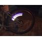 cykel varma hjul 5led för ventilen america typ (ett par / förpackning)