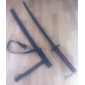 Ichigo Kurosaki lejía cosplay espada de madera