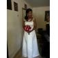 ELFIE - Kleid für die Braut aus Satin