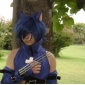 servicio secreto kaito peluca cosplay