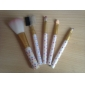 5 PCS Makeup Brush Set (slumpmässiga färger)