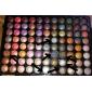 88 Ögonskuggspalett Torr / Matt / Skimmrig / Mineral Ögonskugga palett Puder Stor Älvlik makeup / Sotig makeup