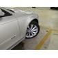 voiture peinture stylo-automobile rayures stoppage-touch retouche couleur de l'argent ly7w lumineux VW-Audi (szc5926)