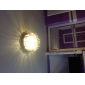 Crystal Ceiling Light with 6 Lights