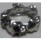 Ženska Pet Skulls Ring
