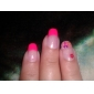 72 Colors Glitter Nail Art Decoration Combination