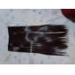24 pollici marrone staight clip-in hair extension