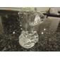 Set med 2 förförisk skönhet rödvinsglas icke-dubbla lager