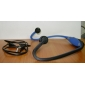 Headphone Neckband Wireless Sport Support TF Card with FM Radio for Media Player (Assorted Color)