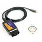 OBD2 scanner elm327 usb - plast
