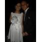 SELMA - Kleid für die Braut aus Tafft