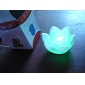 Luminária LED Flor de Lótus (3xAG13)