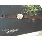 Men's Watch Auto-Mechanical Skeleton Hollow Engraving Wrist Watch Cool Watch Unique Watch