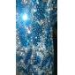 Formeller Abend/Militär Ball Kleid Mit Paillette - Meerjungfrau-Linie / Mermaid-Stil - bodenlang - 1-Schulter Übergröße