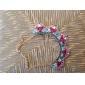 Vintage Sequin Diamonade Bib Necklace