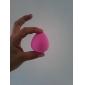 2in1 torr och våt vattendroppe microfiber svamp pudervippa för concealer foundation rouge vattensvällande