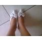 top satin de qualité supérieure hauts talons slingback couleurs de mariage mariée shoes.more r-006 disponible