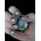 Nail art - 12 prachtige nagelstickers
