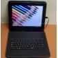 mikro-gränssnitt 9,7 tums läder skyddsfodral med tangentbord