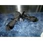 Kundanpassade Kvinnors Leatherette ankelbandet Latin / Ballroom Dance Shoes (Fler färger)