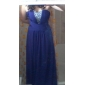 Prom/Formal Evening/Military Ball Dress - Regency Plus Sizes A-line Sweetheart/Strapless Floor-length Chiffon