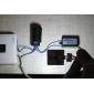 G4 2W 16x5050SMD 150-180LM 6000-6500K Luz Branca Natural Lâmpada LED Spot (12V)