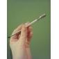en acier inoxydable à double usage morts poussée de la peau callosités et outil dissolvant de vernis acrylique