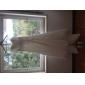 Robe de Mariage - Ivoire Trapèze/Princesse Col en Cœur Tribunal Tribunal Grandes Tailles