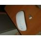 Souris Sans Fil Très Fine, USB 2.4GHz - Argentée