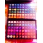 120 couleurs professionnelle éblouissante mates et de miroitement 3in1 fard à paupières palette de maquillage cosmétique