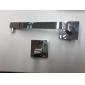 Chrome Finish Brass Bathroom Accessory Sets (Include Robe Hooks,Toilet Roll Holders)
