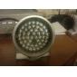 luz de la iluminación de infrarrojos con 48 LEDs IR para visión nocturna cámara de circuito cerrado de televisión (DC 12V, 500 mA)