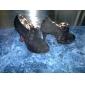 muoti piikkikorko mokka nilkkurit puolue ja illalla naisten kengät (enemmän värejä)