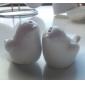 """Love Birds"" Ceramic Salt & Pepper Shakers Wedding Favor (Set of 2)"