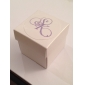 24 Piece/Set Favor Holder - Cuboid Pearl Paper Favor Boxes Non-personalised
