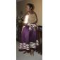 AGNETHA - kjole til cocktail i Satin
