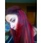 -10 색상 사용 가능한 머리 확장 20 인치 합성 클립