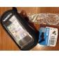 ROSWHEEL® Sac de VéloSac de cadre de vélo Sac de téléphone portable Etanche Bande réfléchissante Sac de Cyclisme Polyester PVCSacoche de