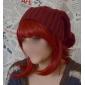 Perruques de Cosplay Kingdom Hearts Kairi Rouge Moyen Anime/Jeux Vidéo Perruques de Cosplay 45 CM Fibre résistante à la chaleur Féminin
