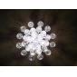 DRANCY - Kroonluchter van Kristal van Chroom met 3 Lampen