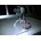 medie dimensioni tipo flessibile Gorillapod mini gamba palla treppiede per macchina fotografica digitale e videocamera (dce1006)