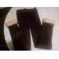 Women's Double Layered Sheer Effect Leggings